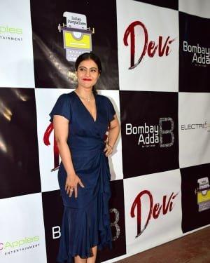 Kajol - Photos: Success Party Of Short Film Devi At Bombay Adda | Picture 1726509