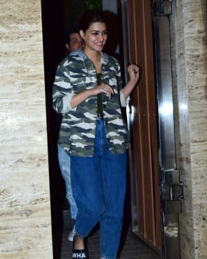 Kriti Sanon - Photos: Celebs At Bunty Sajdeh Party | Picture 1726597