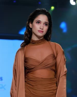 Photos: Tamanna Bhatia Ramp Walk At Bombay Times Fashion Week 2020