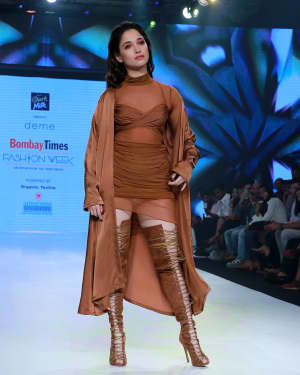Photos: Tamanna Bhatia Ramp Walk At Bombay Times Fashion Week 2020 | Picture 1726691