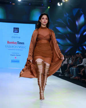 Photos: Tamanna Bhatia Ramp Walk At Bombay Times Fashion Week 2020 | Picture 1726683