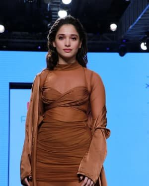 Photos: Tamanna Bhatia Ramp Walk At Bombay Times Fashion Week 2020 | Picture 1726695