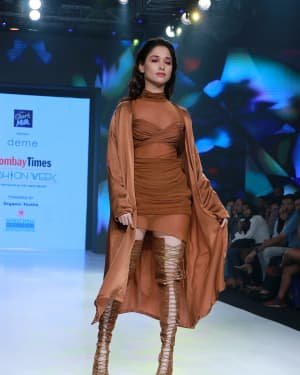Photos: Tamanna Bhatia Ramp Walk At Bombay Times Fashion Week 2020 | Picture 1726688