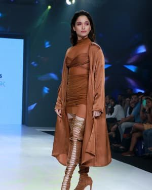 Photos: Tamanna Bhatia Ramp Walk At Bombay Times Fashion Week 2020 | Picture 1726686