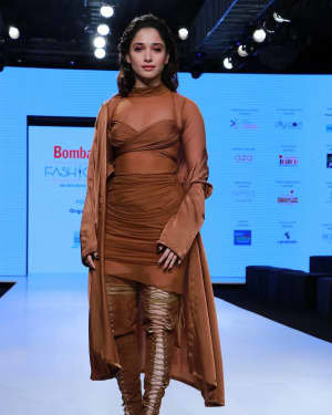 Photos: Tamanna Bhatia Ramp Walk At Bombay Times Fashion Week 2020 | Picture 1726694