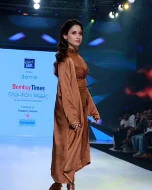 Photos: Tamanna Bhatia Ramp Walk At Bombay Times Fashion Week 2020 | Picture 1726692