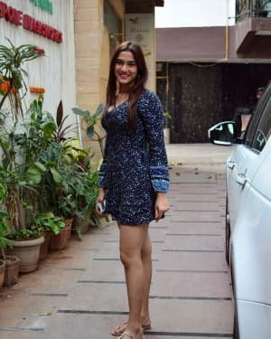 Saiee Manjrekar - Photos: Celebs Spotted At Juhu | Picture 1726906