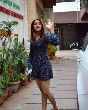 Saiee Manjrekar - Photos: Celebs Spotted At Juhu | Picture 1726905