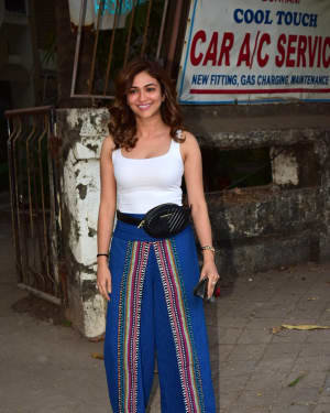 Ridhima Pandit - Photos: Celebs Spotted At Kromakay Salon In Juhu | Picture 1726783