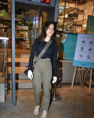Photos: Nushrat Barucha Spotted At Food Hall | Picture 1726916