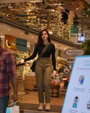 Photos: Nushrat Barucha Spotted At Food Hall | Picture 1726913