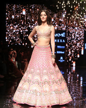 Ananya Pandey - Photos: Lakme Fashion Week 2019 - Day 4