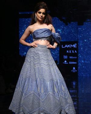 Kangana Ranaut - Photos: Lakme Fashion Week Winter Festive 2019 | Picture 1678511