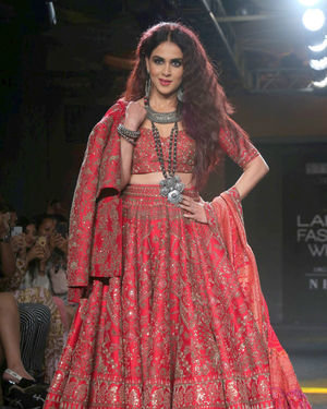 Genelia D Souza - Photos: Lakme Fashion Week Winter Festive 2019