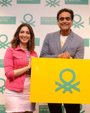 Launch Of United Colors Benetton Summer Collections Photos