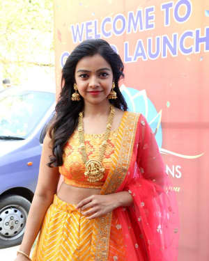 Nitya Shetty - Photos - Inauguration Of Aarna Collections at Sanikpuri | Picture 1631724
