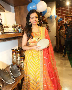 Nitya Shetty - Photos - Inauguration Of Aarna Collections at Sanikpuri | Picture 1631727