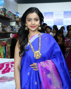 Nitya Shetty - Photos - Inauguration Of Aarna Collections at Sanikpuri | Picture 1631738