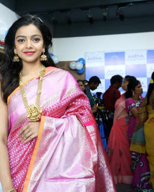 Nithya Shetty - Photos - Inauguration Of Aarna Collections at Sanikpuri | Picture 1631744