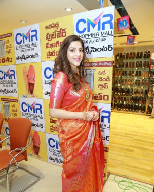 Mehreen Kaur - Photos : Inaugration Of Footwear and Men's Branded Clothing in CMR Shopping Mall