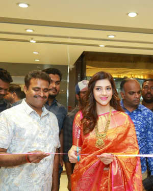 Photos : Inaugration Of Footwear and Men's Branded Clothing in CMR Shopping Mall