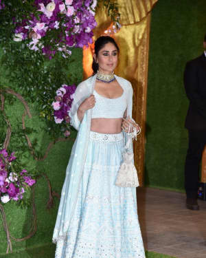 Kareena Kapoor - Photos: Akash Ambani & Shloka Mehta Wedding at Jio World Centre