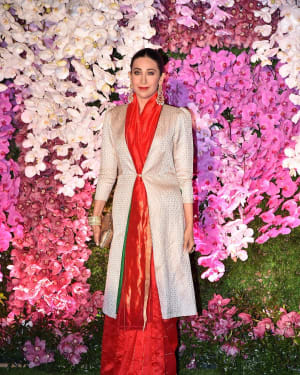 Karisma Kapoor - Photos: Akash Ambani & Shloka Mehta Wedding at Jio World Centre