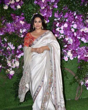 Vidya Balan - Photos: Akash Ambani & Shloka Mehta Wedding at Jio World Centre