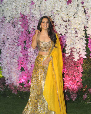 Kiara Advani - Photos: Akash Ambani & Shloka Mehta Wedding at Jio World Centre