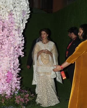 Photos: Akash Ambani & Shloka Mehta Wedding at Jio World Centre