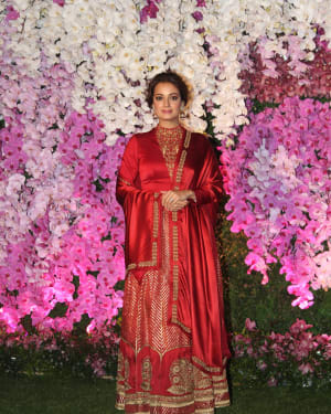 Dia Mirza - Photos: Akash Ambani & Shloka Mehta Wedding at Jio World Centre