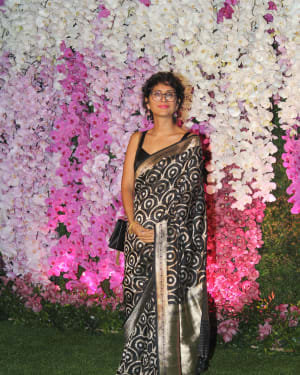 Kiran Rao - Photos: Akash Ambani & Shloka Mehta Wedding at Jio World Centre