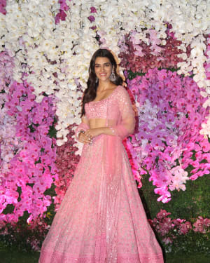 Kriti Sanon - Photos: Akash Ambani & Shloka Mehta Wedding at Jio World Centre