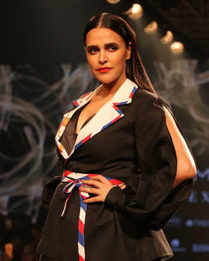 Neha Dhupia - Photos: INIFD Launchpad Show At LFW 2020 | Picture 1720060