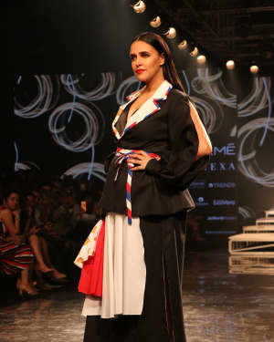 Neha Dhupia - Photos: INIFD Launchpad Show At LFW 2020 | Picture 1720061
