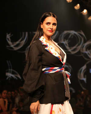 Neha Dhupia - Photos: INIFD Launchpad Show At LFW 2020 | Picture 1720063