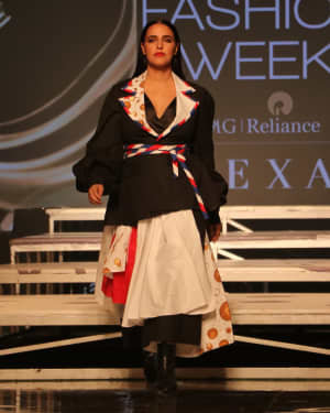 Neha Dhupia - Photos: INIFD Launchpad Show At LFW 2020 | Picture 1720057
