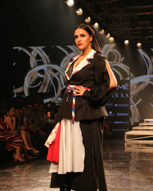 Neha Dhupia - Photos: INIFD Launchpad Show At LFW 2020 | Picture 1720059