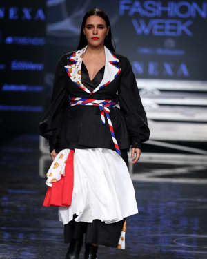 Neha Dhupia - Photos: INIFD Launchpad Show At LFW 2020 | Picture 1720071