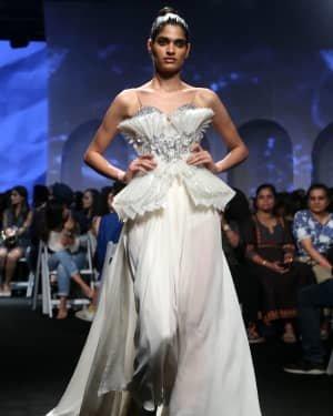 Photos: Opening Show Of Lakme Fashion Week 2020 At Jio Garden
