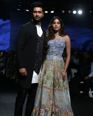 Photos: Opening Show Of Lakme Fashion Week 2020 At Jio Garden | Picture 1720089