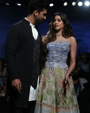 Photos: Opening Show Of Lakme Fashion Week 2020 At Jio Garden