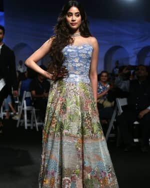 Janhvi Kapoor - Photos: Opening Show Of Lakme Fashion Week 2020 At Jio Garden | Picture 1720081
