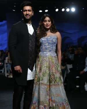 Photos: Opening Show Of Lakme Fashion Week 2020 At Jio Garden | Picture 1720080