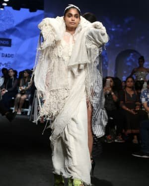 Photos: Opening Show Of Lakme Fashion Week 2020 At Jio Garden | Picture 1720086