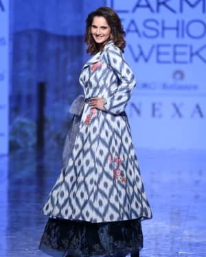 Photos: Sania Mirza Walks For EKA At LFW 2020 | Picture 1720232