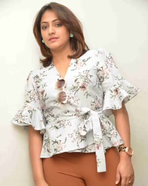 Haripriya - Bell Bottom Kannada Film Success Meet Photos