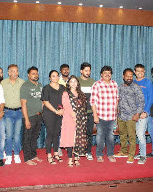 Arjun Gowda Film Trailer Release Photos | Picture 1671507