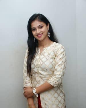 Kavitha Gowda - Gubbi Mele Brahmastra Movie Trailer Release Photos | Picture 1671472