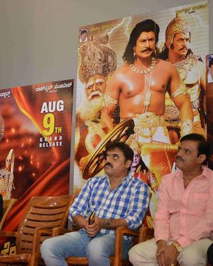 Kurukshetra Kannada Film Press Meet Photos   Picture 1672469